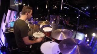 Hillsong Worship - Cornerstone - (Live) Drum Cover