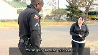 First Responder Communication with Deaf and Hard of Hearing Citizens