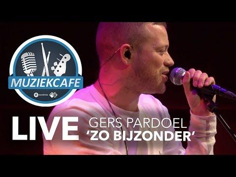 Gers Pardoel - 'Zo Bijzonder' live bij Muziekcafé