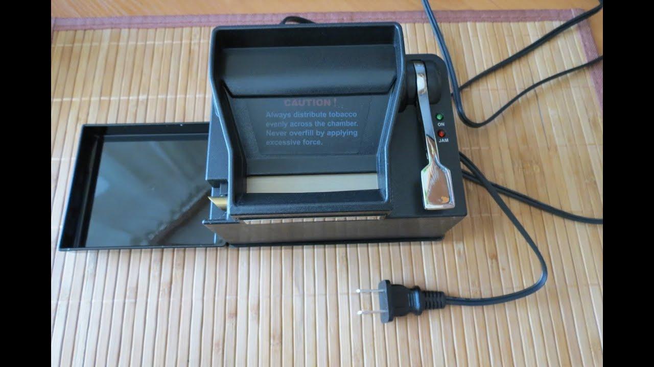 Машинка для набивки сигарет своими руками чертежи