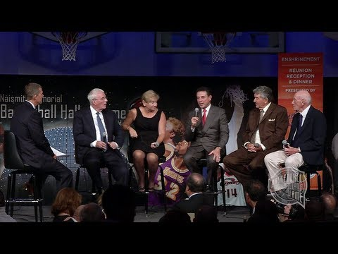 Basketball Hall of Fame Coaches Round Table