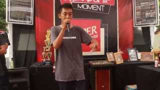 REZAKI Friendship Moment 2014 Beatbox Battle Chionship Showcase Elimination