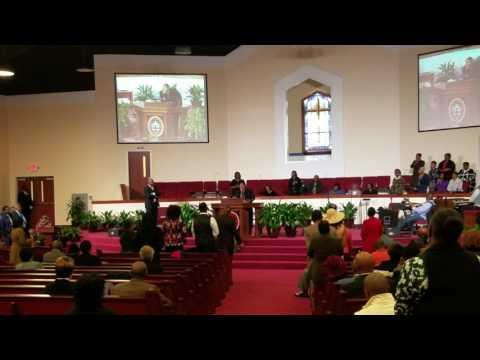 Pastor Johnny Ray Noble