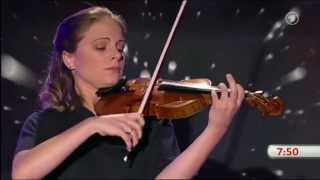 Julia Fischer - Paganini - Caprice No 17 in E-flat major, Op 1