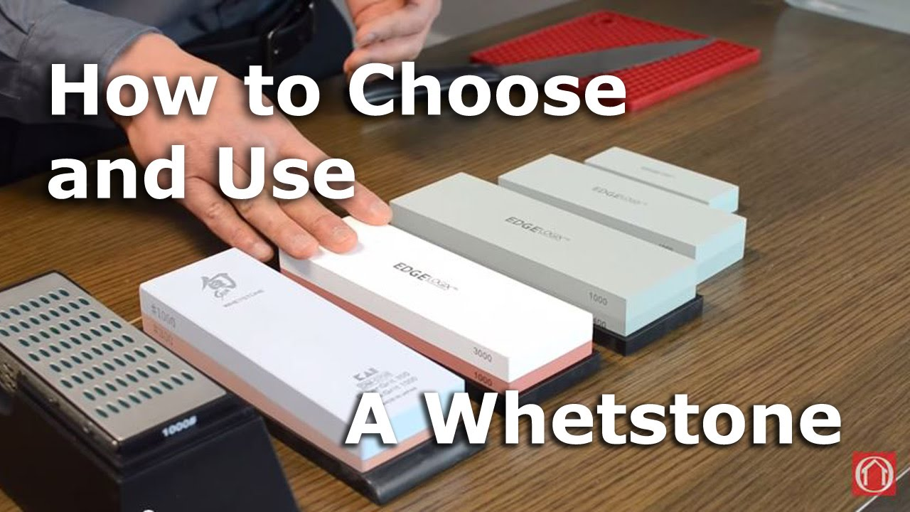 hd a guide to choosing and using a whetstone youtube