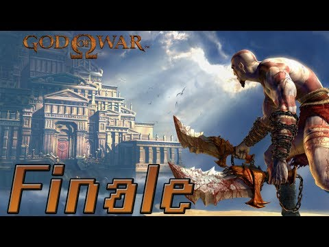 God of War [STREAM/WALKTHROUGH/PS2 GAMEPLAY] - Finale