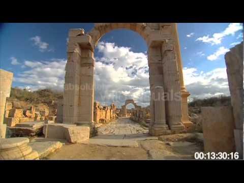 Around The World : Libya
