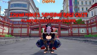 IZUNA MAKES SOMEONE RAGE QUIT PLANETARY DEVASTATION COUNTER!? | Naruto To Boruto: Shinobi Striker