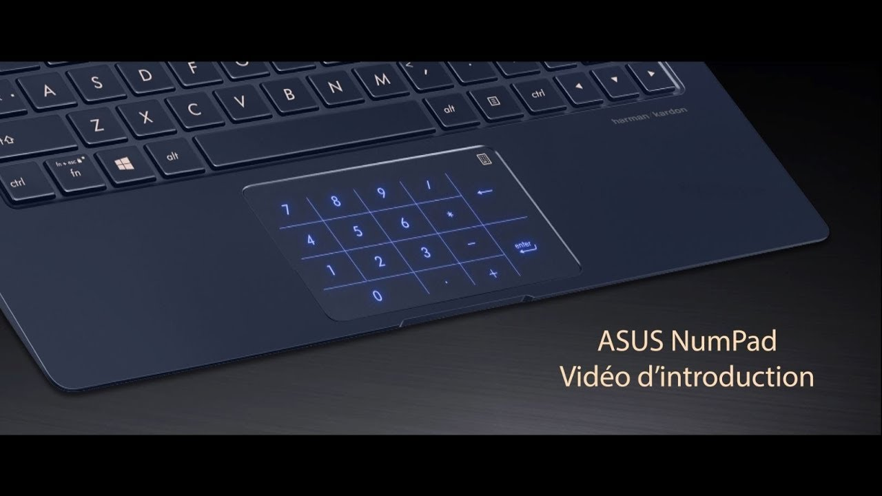 Asus Number Pad Driver for Mac Download