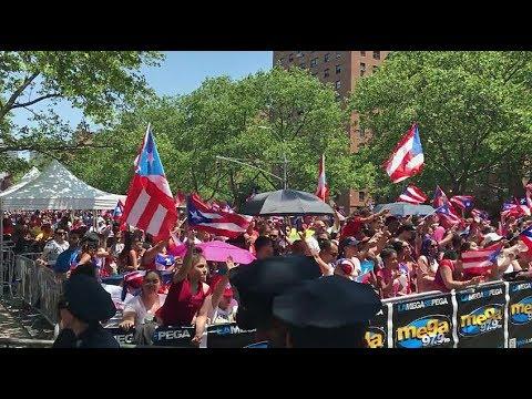 Puerto Rican Festival in NYC (2017)