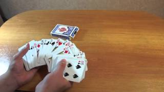 Бесплатное обучение фокусам #28: Самые лучшие карточные фокусы! Фокусы для новичков!