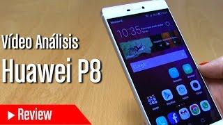 Análisis y características completas del Huawei P8