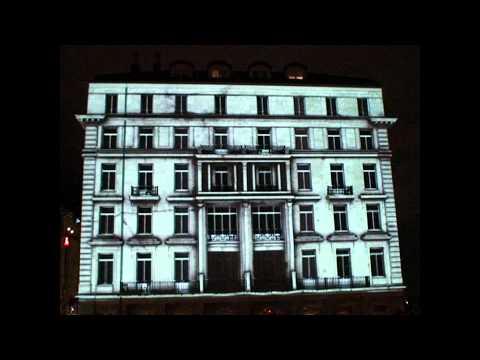 Pera Palace Hotel Grand Opening Visual Show