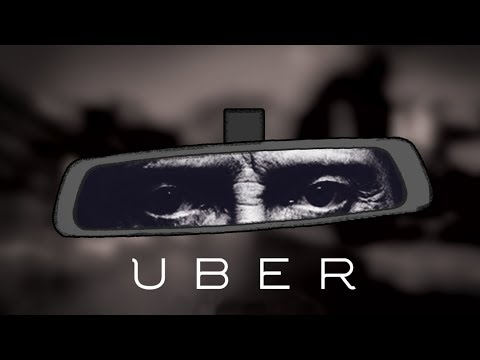 4 Creepy True Uber Stories