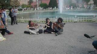 Istanbul Street Performance