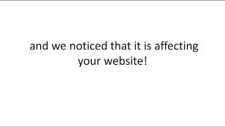 Local Business, Your Website Has a Security Problem Creedmoor NC