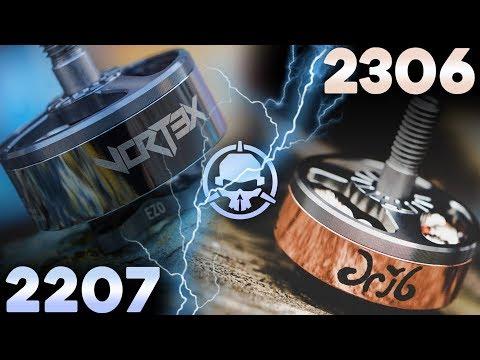 2207 Vs 2306 FPV Motor - Blind Test & Comparison!