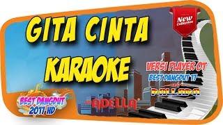 Download Mp3 Gita Cinta - Karaoke  Versi Adella New Pallapa