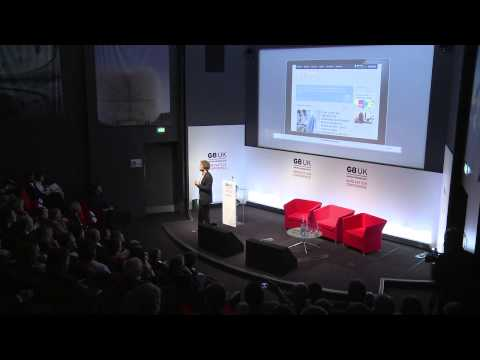 Tom Hulme, IDEO at G8 Innovation Conference - YouTube