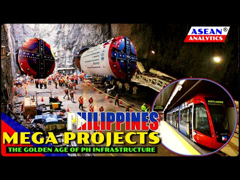 Mega Projects of the Philippines: Golden Age of PH Infrastructure