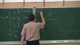فیزیک ۲ - محمدرضا اجتهادی - دانشگاه صنعتی شریف - جلسه نوزدهم - مدار RLC