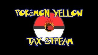 Pokémon Yellow Randomized Nuzlocke Tax Stream FINALE - Livestreams