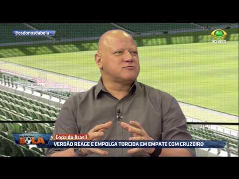 Ronaldo Sobre O Verdão: Queria Ver A Atitude Do Cuca