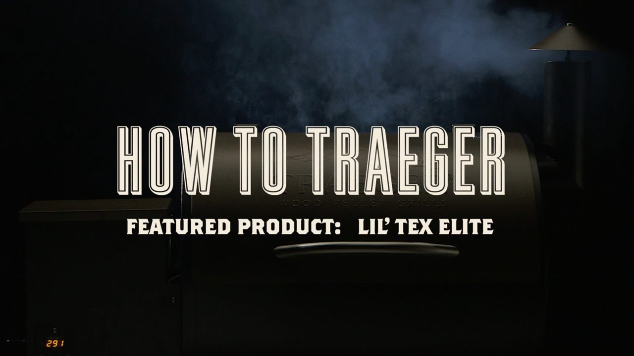 how a traeger wood pellet grill works [ 1280 x 720 Pixel ]
