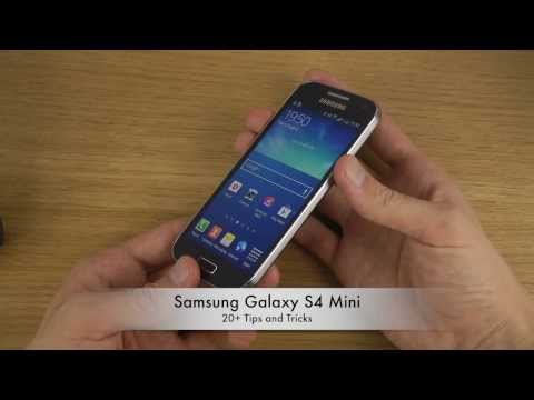 20+ Tips and Tricks For Samsung Galaxy S4 Mini