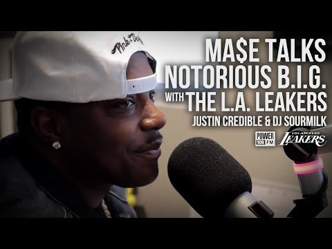 EXCLUSIVE: Mase Talks Notorious B.I.G. w/ the L.A. Leakers
