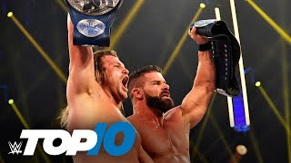 Top 10 Friday Night SmackDown moments: WWE Top 10, Jan. 8, 2021
