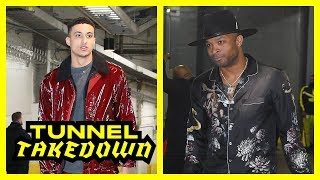 Kyle Kuzma Shows Up in Supreme and PJ Tucker Keeps It Comfy | Tunnel Takedown