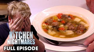 """That's A Wedding Soup? I'd Rather Get A Divorce"" 