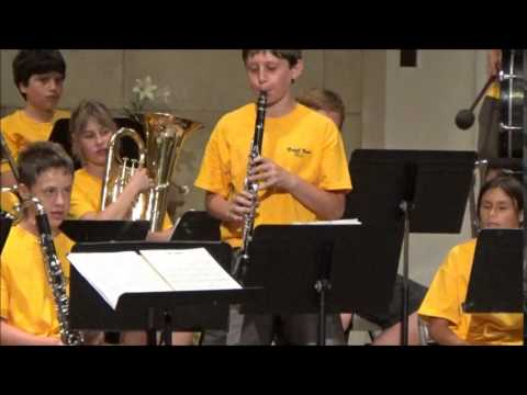 Work Song - Laurel Hall School Band 2014