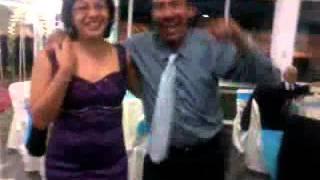Baile de La Anguila al estilo de mi primo