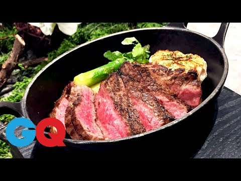 GQ Food│牛排教父鄧有癸示範 6分鐘在家煎出專業級牛排