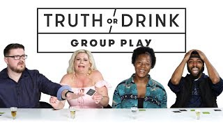 Couples Play Truth or Drink (Craig & Lexi vs. Dominick & Spe'shell) | Truth or Drink | Cut