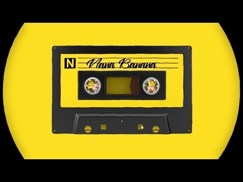 "Netta - ""Nana Banana""  × ×˜×¢ ברזילי - × ×""× ×"" ×'× × ×""  (Lyric Video)"