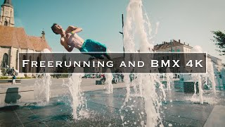 Freerunning and BMX 4K