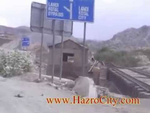 Torkham (Afghanistan Boarder) to Peshawar Part 1 of 2