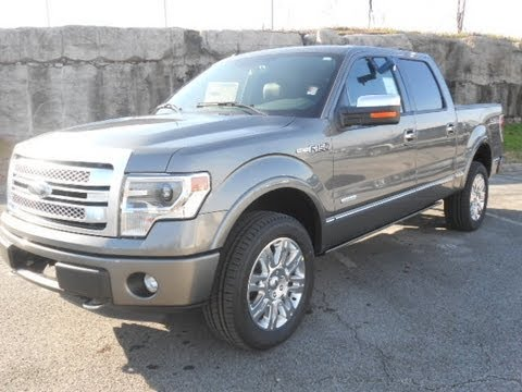 Ford Of Murfreesboro >> 2013 FORD F-150 SUPERCREW 4X4 PLATINUM ECOBOOST STERLING GREY FORD OF MURFREESBORO 888-439-1265 ...