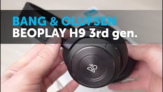 Bang & Olufsen Beoplay H9 …