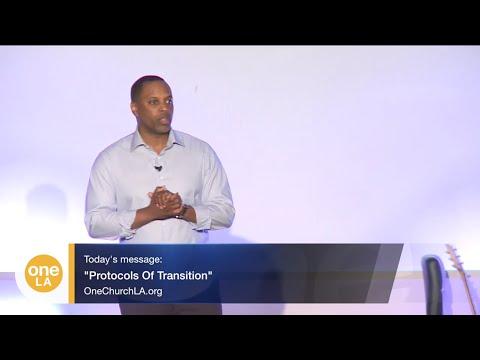 """Protocols Of Transition"" - Touré Roberts"