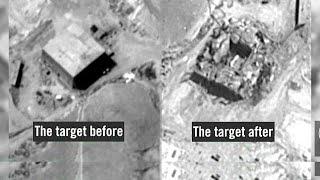 Israel afirma que en 2007 destruyó un reactor nuclear en Siria