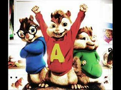 Chipmunks - Pimpin' All Over The World (Ludacris)