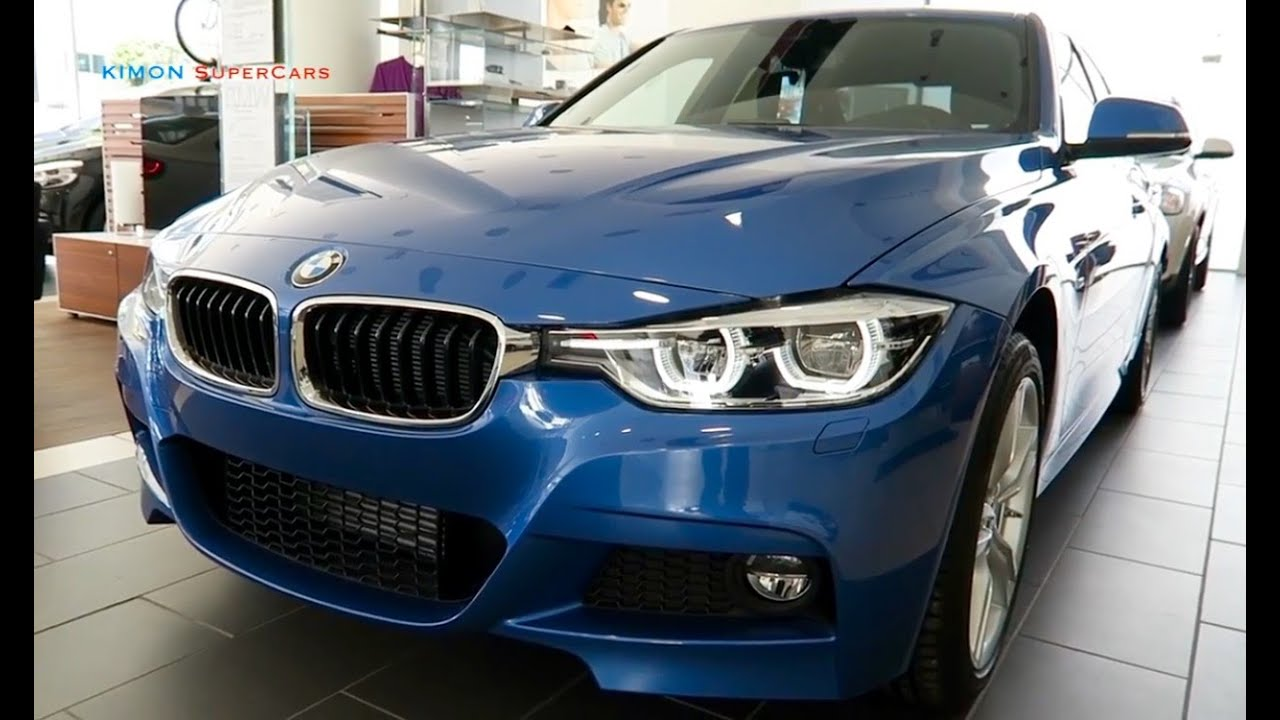 new 2017 bmw 3 series m sport exterior interior youtube. Black Bedroom Furniture Sets. Home Design Ideas