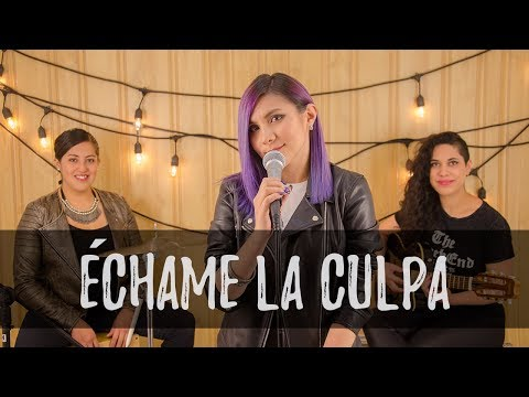 Échame La Culpa  Luis Fonsi & Demi Lovato  Gret Rocha
