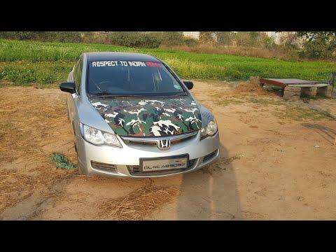 Used Honda Civic Review hindi