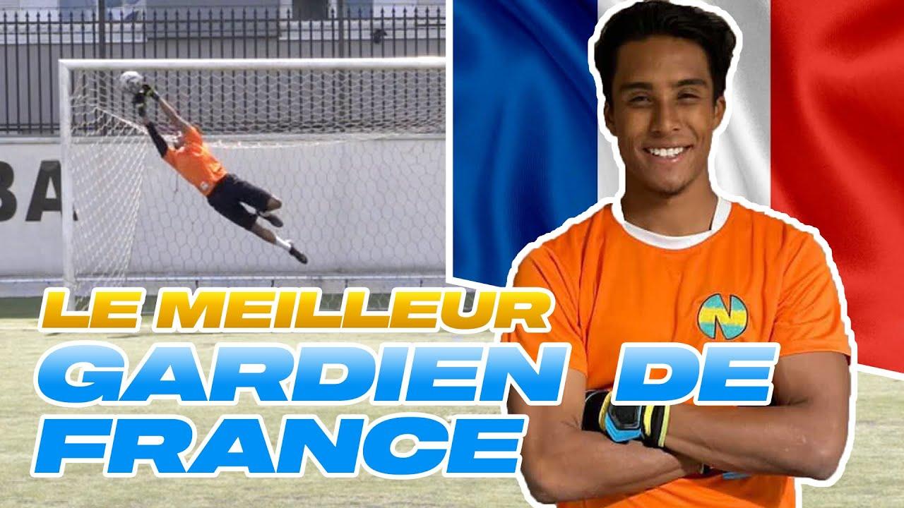 LE MEILLEUR GARDIEN DE FRANCE EST PARISIEN ? (Football Challenge)
