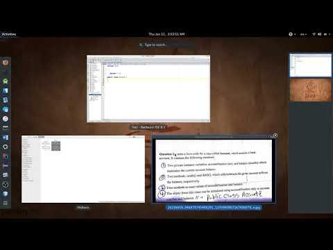 Java OOP  : Create Class Account (1)